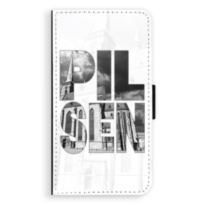 Flipové pouzdro iSaprio - Pilsen Bartoloměj na mobil Samsung Galaxy A3