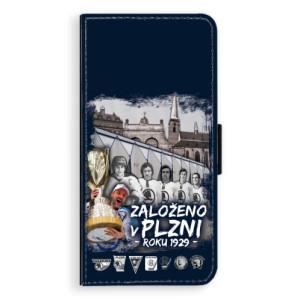 Flipové pouzdro iSaprio - Založeno v Plzni roku 1929 na mobil Sony Xperia XA