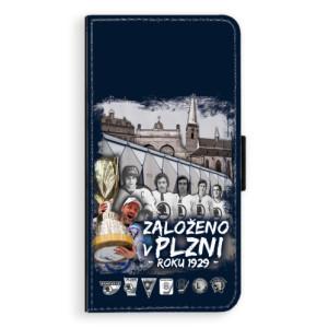 Flipové pouzdro iSaprio - Založeno v Plzni roku 1929 na mobil Nokia 6