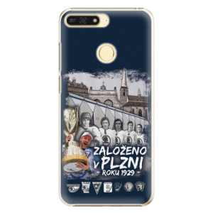 Plastové pouzdro iSaprio - Založeno v Plzni roku 1929 na mobil Honor 7A