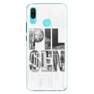 Plastové pouzdro iSaprio - Pilsen Bartoloměj na mobil Huawei Nova 3