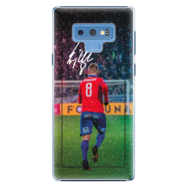 Plastový kryt iSaprio - Limba pro mobil Samsung Galaxy Note 9