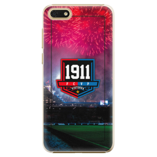 Plastový kryt iSaprio - FCVP 1911 Ohňostroj pro mobil Honor 7S