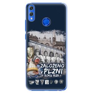Plastové pouzdro iSaprio - Založeno v Plzni roku 1929 na mobil Honor 8X