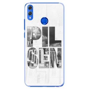 Plastové pouzdro iSaprio - Pilsen Bartoloměj na mobil Honor 8X