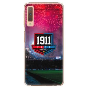 Plastový kryt iSaprio - FCVP 1911 Ohňostroj pro mobil Samsung Galaxy A7 (2018)