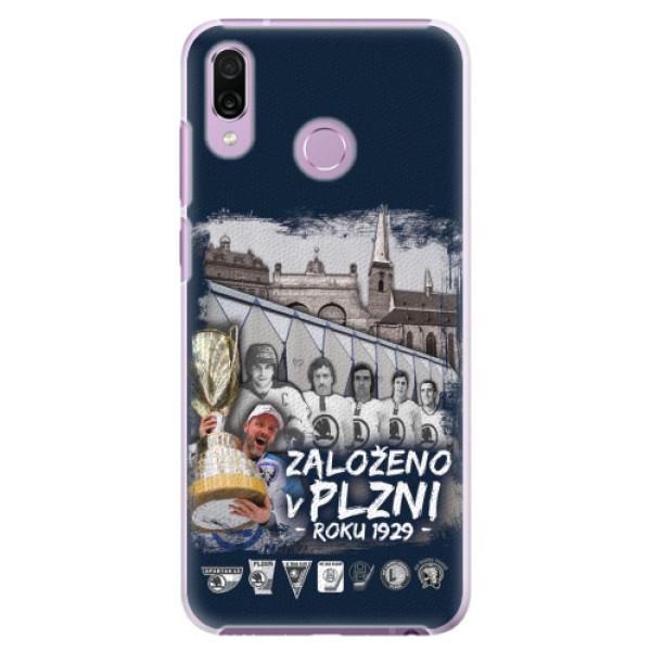 Plastový kryt iSaprio - Založeno v Plzni roku 1929 pro mobil Honor Play