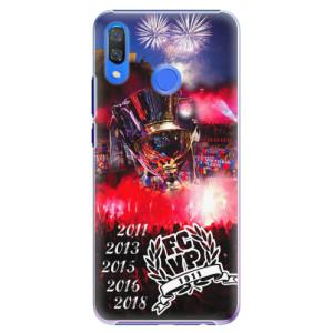 Plastový kryt iSaprio - Viktorka FCVP 1911 Tituly pro mobil Huawei Y9 2019