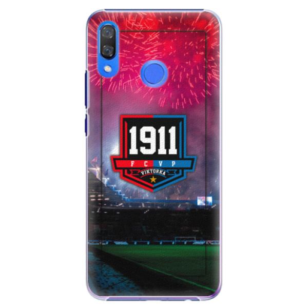 Plastový kryt iSaprio - FCVP 1911 Ohňostroj pro mobil Huawei Y9 2019