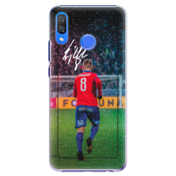 Plastový kryt iSaprio - Limba pro mobil Huawei Y9 2019