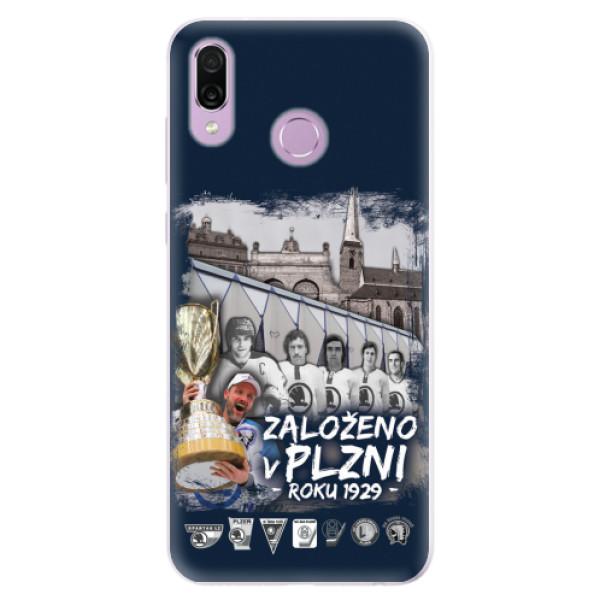 Silikonový kryt iSaprio - Založeno v Plzni roku 1929 pro mobil Honor Play