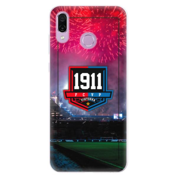 Silikonový kryt iSaprio - FCVP 1911 Ohňostroj pro mobil Honor Play