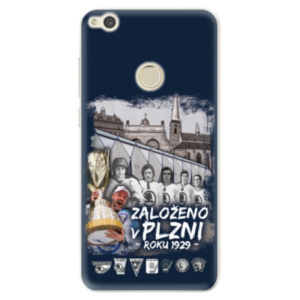 Silikonový kryt iSaprio - Založeno v Plzni roku 1929 pro mobil Huawei P9 Lite 2017