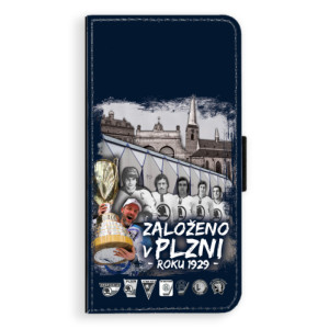 Flipové pouzdro iSaprio - Založeno v Plzni roku 1929 na mobil Apple iPhone XS Max