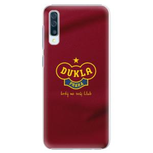 Plastové pouzdro iSaprio - FK Dukla Praha na mobil Samsung Galaxy A50 / A30s