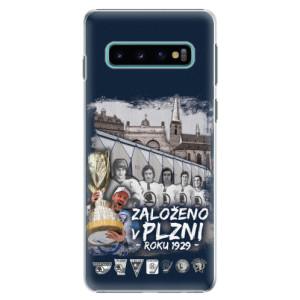 Plastové pouzdro iSaprio - Založeno v Plzni roku 1929 na mobil Samsung Galaxy S10