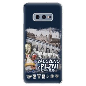 Plastové pouzdro iSaprio - Založeno v Plzni roku 1929 na mobil Samsung Galaxy S10e