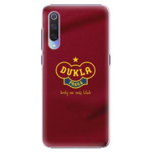 Plastové pouzdro iSaprio - FK Dukla Praha na mobil Xiaomi Mi 9