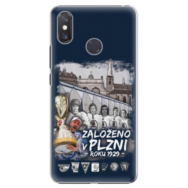 Plastový kryt iSaprio - Založeno v Plzni roku 1929 pro mobil Xiaomi Mi Max 3