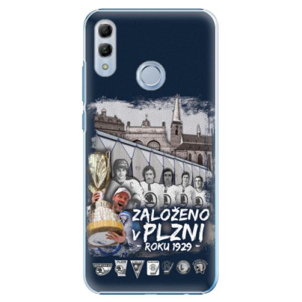 Plastový kryt iSaprio - Založeno v Plzni roku 1929 pro mobil Honor 10 Lite