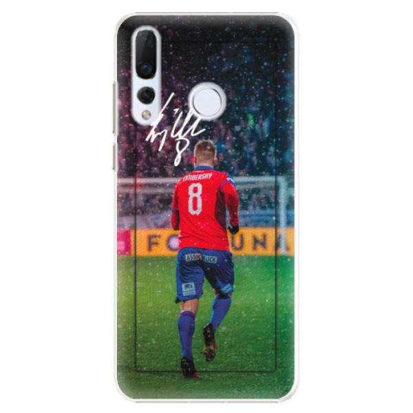 Plastový kryt iSaprio - Limba pro mobil Huawei Nova 4