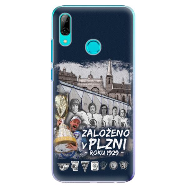 Plastový kryt iSaprio - Založeno v Plzni roku 1929 pro mobil Huawei P Smart 2019