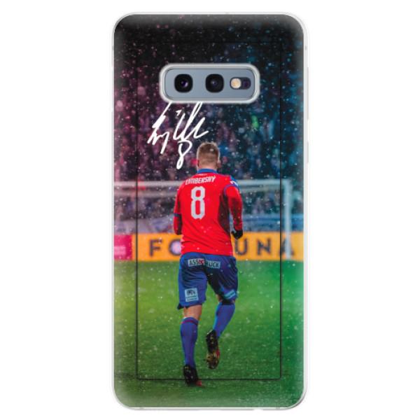 Silikonový kryt iSaprio - Limba pro mobil Samsung Galaxy S10e