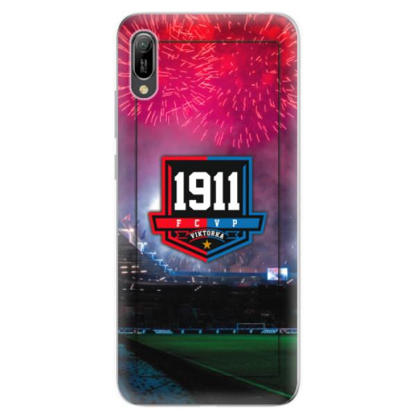 Silikonový kryt iSaprio - FCVP 1911 Ohňostroj pro mobil Huawei Y6 2019